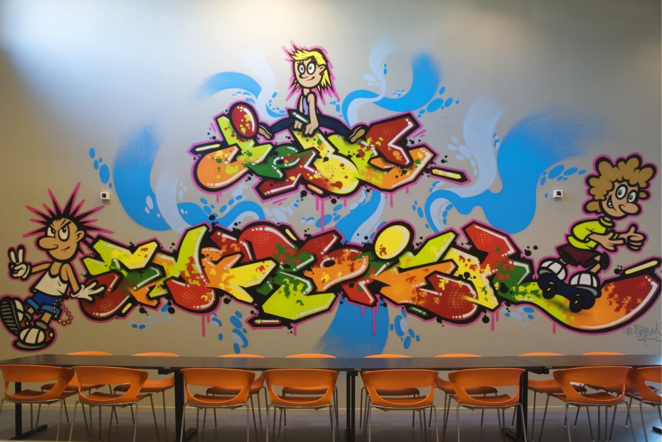 Haestinge Grafitti