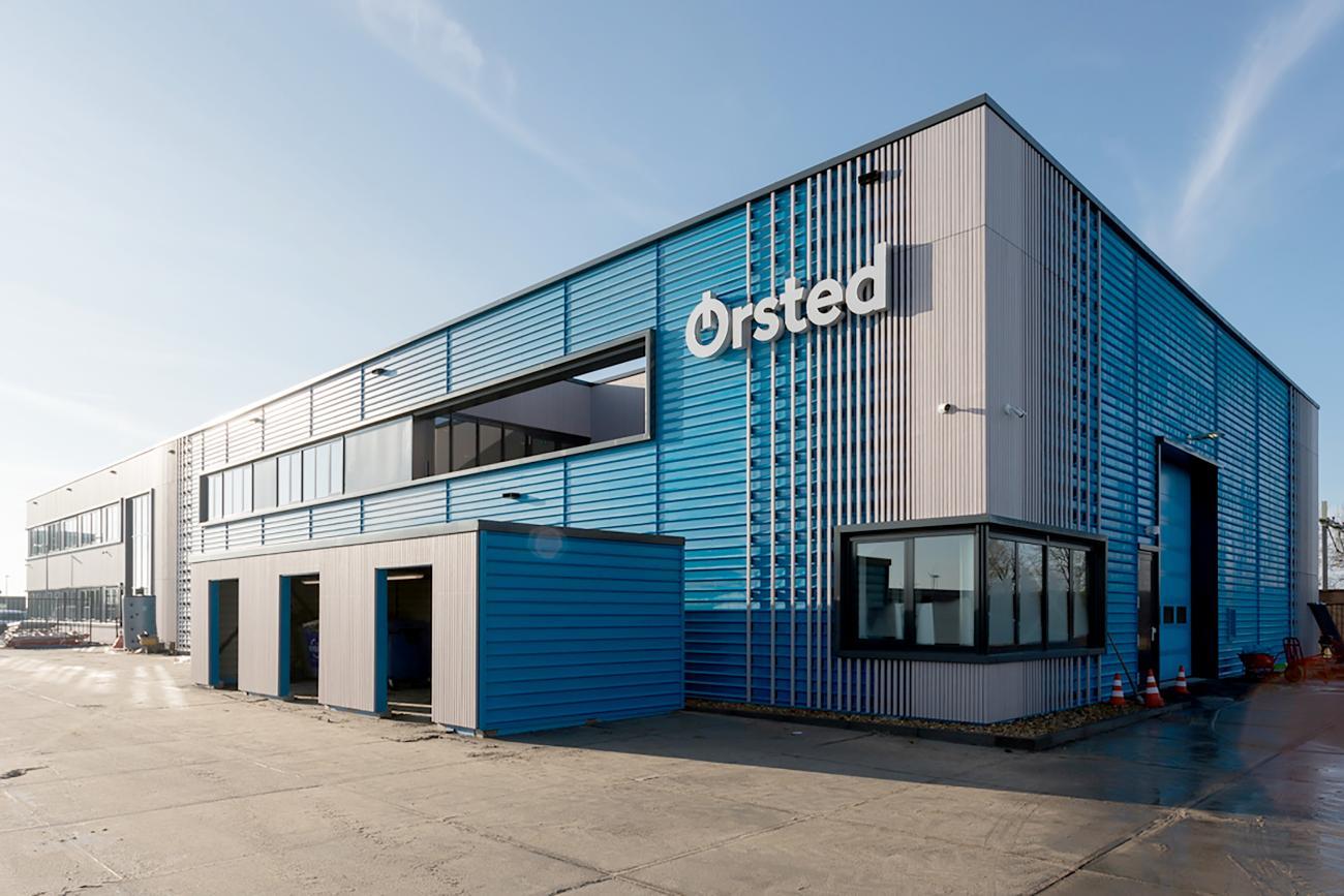 Onderhoudsbasis Orsted