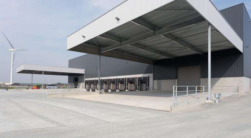 New A.C. Rijnberg business premises