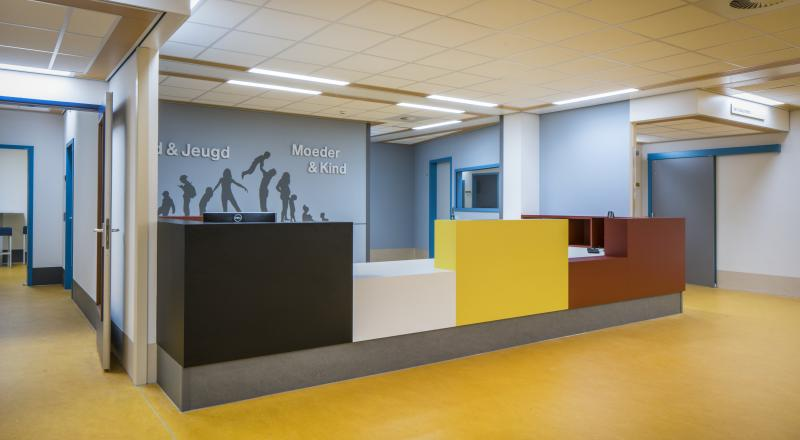 Refurbishment of Mother and Child Centre at ADRZ in Goes
