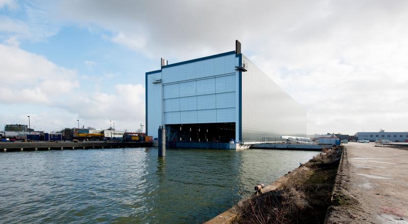 Nieuwe scheepswerf OceAnco