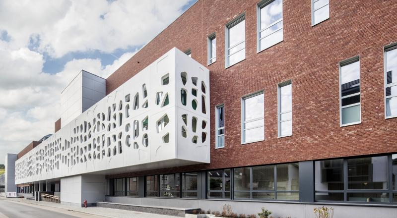 Renovation, alterations and new construction for the Sint-Jozef clinic in Bornem