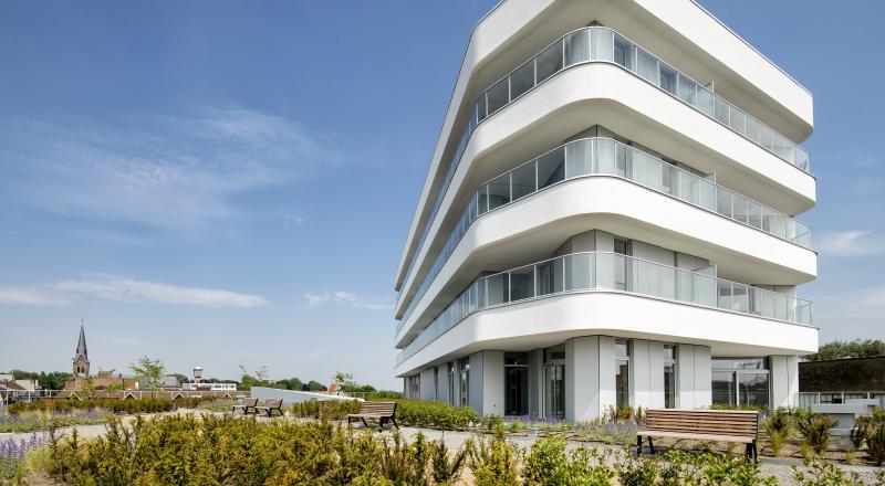 Cordeel bouwt Budalys en Budabrug in Kortrijk