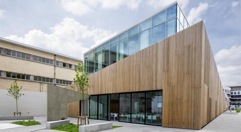 Cordeel builds for Redemptorists in Ghent