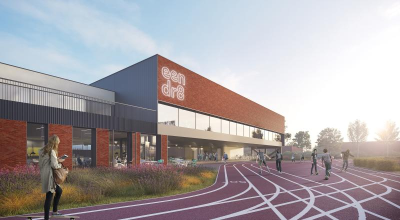 Hellevoetsluis multifunctional sports centre